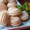 Aux fourneaux : Des macarons citron-basilic