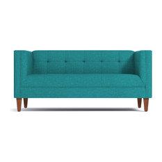 Apt2B - Pacific Apartment-Sized Sofa, Ocean Blue, 72x35x30