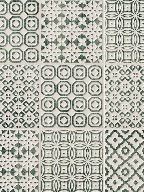 Batik Deco Bosco - Wall & Floor Tiles
