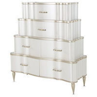 AICO Michael Amini London Place Tiered 6-Drawer Chest