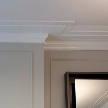 Crown Molding Detail Closeup - Reveal