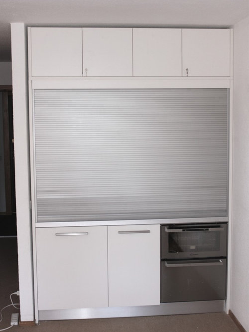 Mini cucine monoblocco e letti a scomparsa clei monolocale - Mini cucine a scomparsa ...