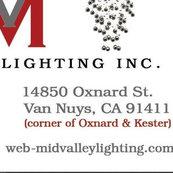 Midvalley Lighting Van Nuys CA US