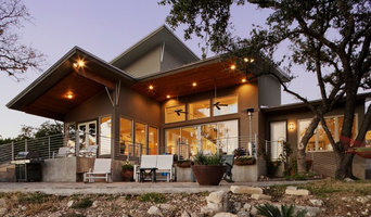 Modern Lake Front Custom Home