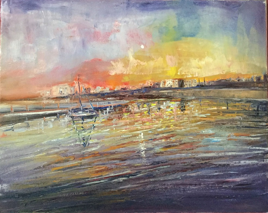 Bayview Art Tour 2018 - Linda Woolven