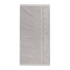 Tom Tailor Beach Towel, Grey