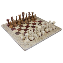 Traditional Board Games And Card Games by Marble Products International