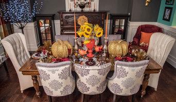 Autumn Bounty Tablescape