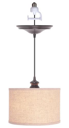 Emile Instant Pendant Light Conversion Kit - Pendant Lighting