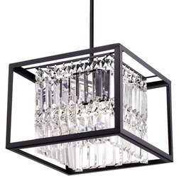 Transitional Pendant Lighting by Warehouse of Tiffany, Inc