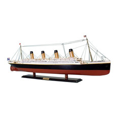 """RMS Titanic Limited Model Cruise Ship 40"""""""