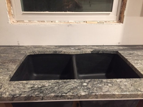 Should The Kitchen Sink Be Centered Under A Window
