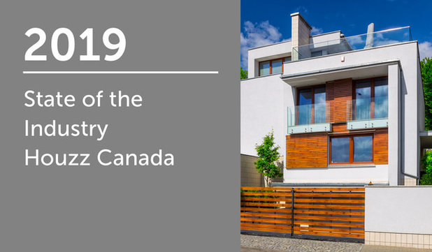 2019 Canada Houzz State of the Industry