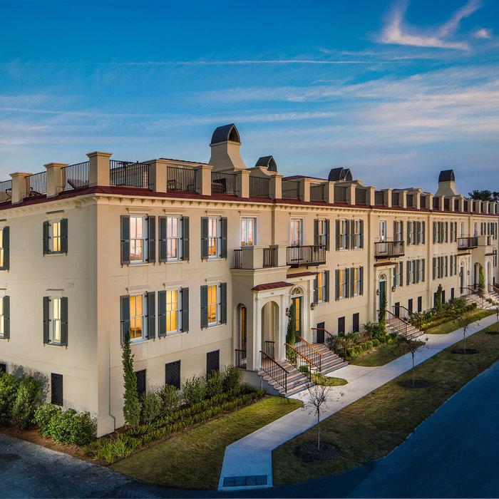 Elegant Downtown Charleston Living Halsey Place - In progress!