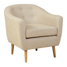GDFStudio - Michelle Club Chair - Armchairs and Accent Chairs
