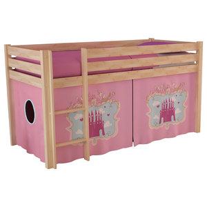 Pino Kids Room Set, Castle, Ladder