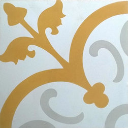 Contemporary Wall And Floor Tile by Cement Tile Outlet