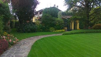 giardino di campagna