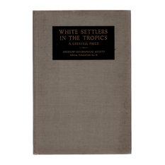 Decorative Book, White Settlers in the Tropics