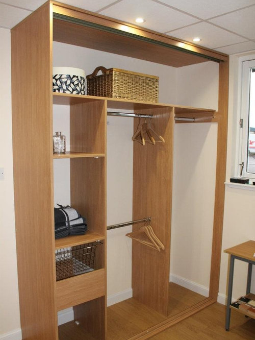 Stand Alone Wardrobe Designs : Stand alone closet design ideas remodel pictures houzz