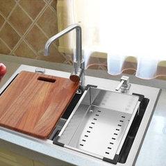 Futura kitchen sinks india pvt ltd bangalore karnataka in 560032 intelligent kitchen sinks workwithnaturefo