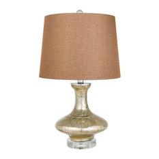 Zena Glass Table Lamp