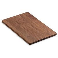 "Kohler Indio Hardwood 18-1/4""x12"" Cutting Board"