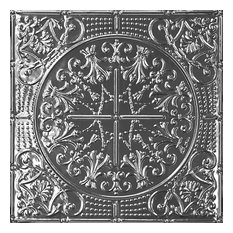2'x4' Turn of the Century Tin Ceiling Tile, Set of 10