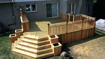 Exterior and Deck