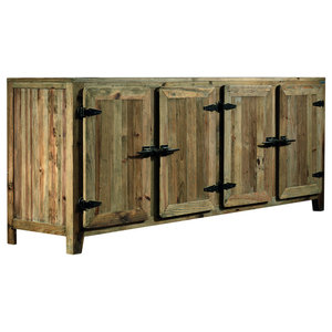 Camomilla Aged Pine Sideboard