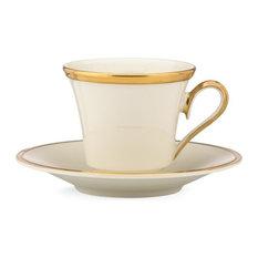 Eternal Dinnerware Tea Cup & Saucer