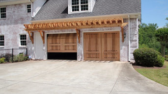 Custom Wood Garage Doors & Steel Garage Doors