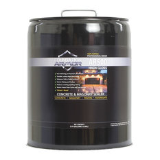 Armor AR500™ Wet Look High Gloss Acrylic Concrete and Paver Sealer, Clear, 5 Gal