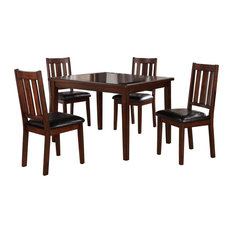 Harper Dining Room Table And Chairs Set Of 5