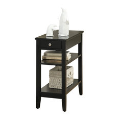 Convenience Concepts   Convenience Concepts Accent Table X LB9517017   Side  Tables And End Tables