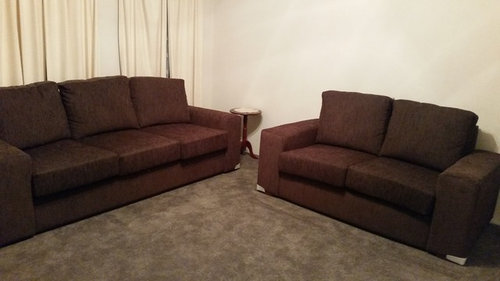 Help Please Dark Grey Carpet And Dark Grey Couch
