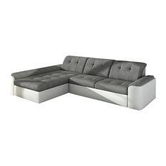 CORTO Mini Sectional Sofa, Left Corner