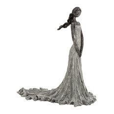 Damsel Sculpture