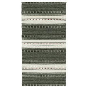 Astor Vinyl Floor Cloth, Graphite, 150x240 cm