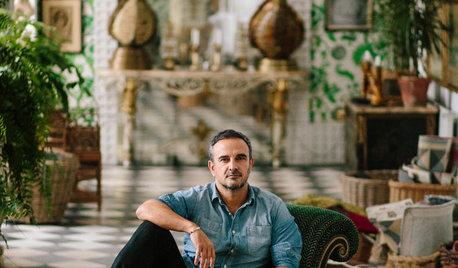 "Lorenzo Castillo: ""Mi casa asusta a mis clientes"""