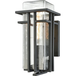 Craftsman Outdoor Wall Lights And Sconces by GwG Outlet