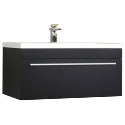 Contemporary Bathroom Vanities And Sink Consoles by Home Elements Distribution