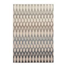 "Oriental Weavers Brentwood Ivory Multi Area Rug, 001H9, 9'10""x12'10"""