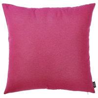 "Easy Care Solid Fushia Decorative Throw Pillow Cover Home Decor 20""x20"", 20""x20"""