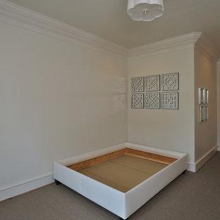 Home design - contemporary home design idea in Houston