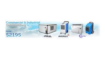 Commercial Dehumidfiers