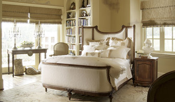 Harden Continental Crossing Upholstered Bed