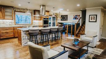 Mountain Modern Kitchen in Colorado Springs