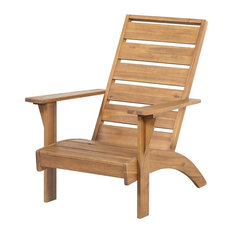 Rockport Outdoor Chair, Brown