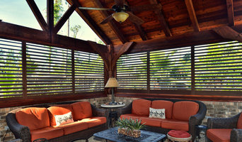 Outdoor Patio Shutters